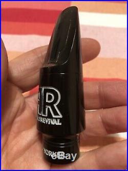 Retro Revival New Yorker 5 alto sax mouthpiece