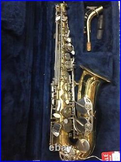 Reynolds Elkhart Alto Sax Withcase