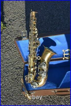 Romeo Orsi Vintage Alto Saxophone, Made In Italy, Sax/sassofono, Anni 70