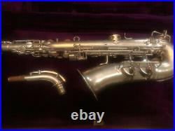Rudy Wiedoeft Model Alto Sax By Holton- Excellent Condition