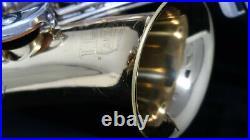 SELMER BUNDY II 2 GOLD Finish ALT / ALTO SAX SAXOPHONE mit Koffer & Zubehör