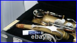 SELMER BUNDY II 2 GOLD Matt Finish ALT / ALTO SAX SAXOPHONE inkl. Koffer