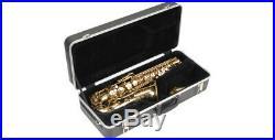 SKB RECTANGLE HARD ALTO SAX SAXOPHONE CASE for Yamaha, Chateau, Hutchen & Selmer