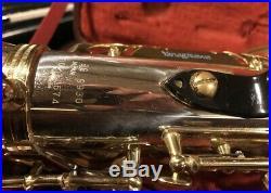 SPECIAL OFFER Yanagisawa A-9930 Alto Saxophone Sax Solid Silver Gold