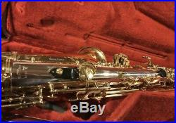 SPECIAL OFFER Yanagisawa A-9930 Alto Saxophone Sax Solid Silver Gold
