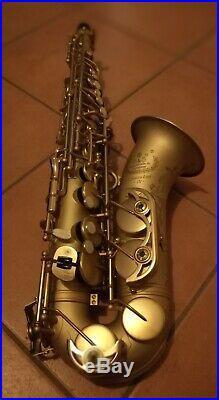 Sax Alto B&S Serie 2001 IV B&S Alto Saxophone Series 2001 IV