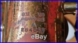 Sax Alto Conn 6M VIII LadyFace 1938 Conn LadyFace Alto Saxophone
