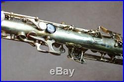 Saxello / Straight Alto Sax Keilwerth Toneking Special Absolutely Rare