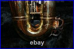 Saxophone Yamaha YAS-23 Alto Sax With Mouthpiece & Hard Traveling Case