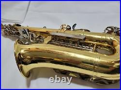 Saxophone Yamaha YAS-23 Alto Sax with Mouthpiece Hard Yamaha Case