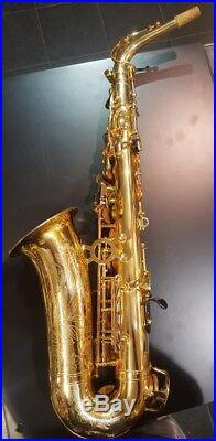 Saxophone alto Rampone Cazzani R1 sax