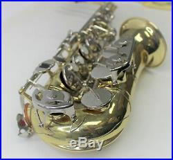 Selmer AS-300 Alto Saxophone Student/Intermediate Sax with case