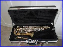 Selmer AS-500 Alto Saxophone With Case VERY NICE SAX AS500