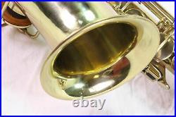 Selmer Altsaxophon Super Sax Cigar Cutter I Alto Saxophone I 1931