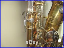 Selmer Bundy II Alto Saxophone With Case Sax 2 NICE SAX