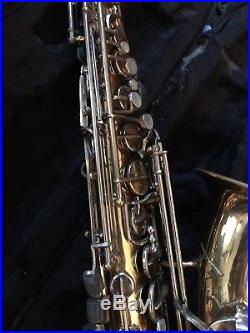 Selmer Bundy Special Alto Sax