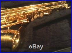 Selmer La Voix II Sas-280r Alto Saxophone Very Nice Used Sax Priced 4 Quick Sale