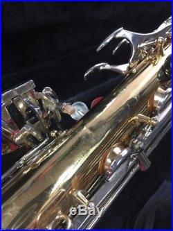 Selmer Liberty Eb Alto Sax Saxophone with Original Case READY TO PLAY