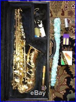 Selmer MARK VII Alto Sax