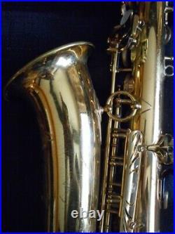 Selmer MK VI alto Sax, Circa 1975, SN 239xxx. Very Nice, Gig Ready
