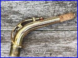 Selmer Mark 6 Alto Saxophone Crook Neck M6 MKV1 VI six sax