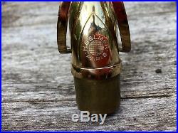 Selmer Mark 6 Tenor Saxophone Crook Neck MKV1 six genuine sax