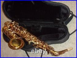 Selmer Mark, Mk VI Alto Sax/Saxophone, 1962, Original Laquer, Plays Great