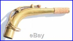 Selmer Mark VI Alto Sax Neck fits SBA too