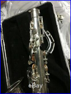 Selmer Paris 26 cigar cutter alto sax
