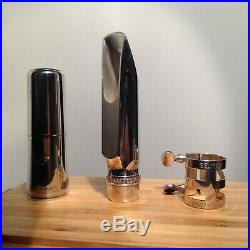 Selmer Paris metal F Classic Alto Sax mouthpiece