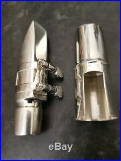 Selmer Paris metal Size 7 professional Alto Sax mouthpiece