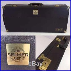 Selmer SA 80 Serie II Alto Sax withCase Mouthpiece EMS 2weeks arrive