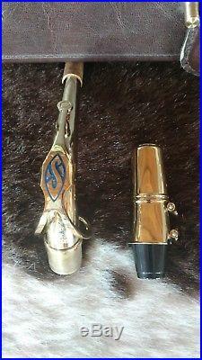 Selmer SA80II alto sax