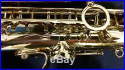 Selmer Serie 3 Selmer Serie 3 alto sax / Pre-owned/ Excellent condition