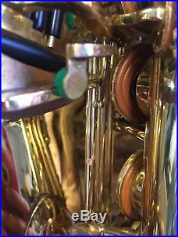 Selmer Serie II Super Action 80 Sax Alto