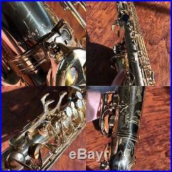 Selmer Series II Alto Sax NICE EARLY ONE