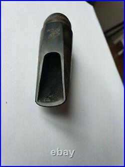 Selmer Soloist C Alto Sax Mouthpiece Vintage Short-Shank