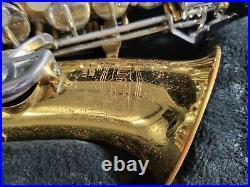 Selmer USA Bundy II Alto Sax Saxophone