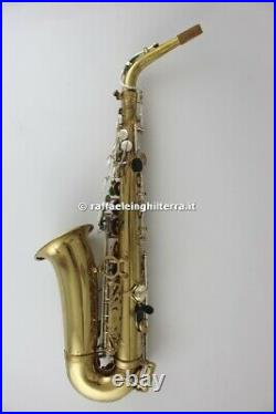 Selmer sax alto Mark VII Laccato con chiavi Argentate matricola 260851
