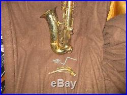 Sml Alto Sax Revd 1951 Used