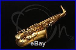 Super Balanced Action alto sax ORIGINAL GOLD PLATED