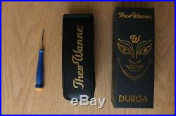 Theo Wanne DURGA 3 Alto Sax Mouthpiece 8(. 086) Gold VIDEO