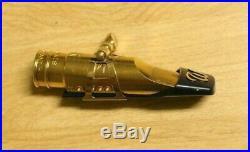 Theo Wanne Fire 7 (. 082) Metal Alto Saxophone Mouthpiece Sax Elements Series