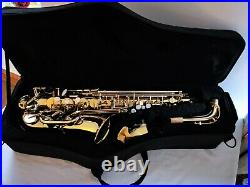 Trevor James Alto Sax The Horn Classic New