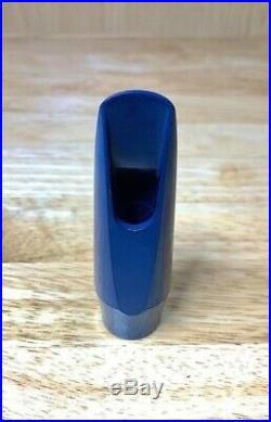 VERY RARE BLUE VANDOREN JUMBO JAVA A45 WARREN HILL Alto Sax Mouthpiece