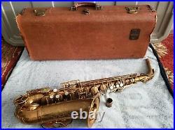 VINTAGE MARTIN Committee III The Martin Alto Saxophone VERY NICE SAX