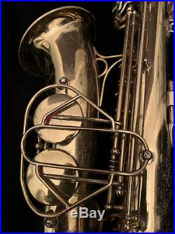Vintage 1958 Martin Committee III Alto Sax with Case SN# 204328
