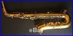 Vintage Adolphe sax alto saxophone