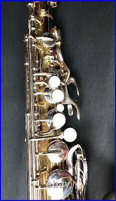 Vintage BUESCHER Aristocrat Alto Sax withOriginal Case & Accessories- Very Nice