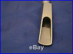 Vintage Brilhart Level Air Metal 4 Alto Sax. Mouthpiece In Excellent Condition